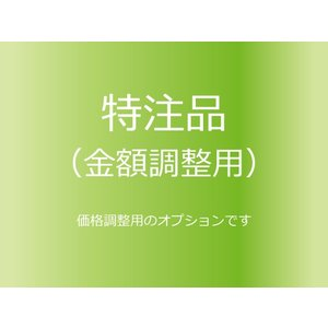 特注品(金額調整用)【メール便対応】 [ぱれっと] レザークラフト工具 漉き機・ミシン・プレス