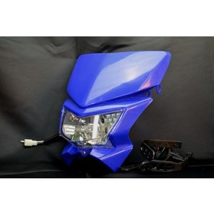 ヘッドライトカウルBuDトラTT-RWR250YZ250YZF250|lciparts
