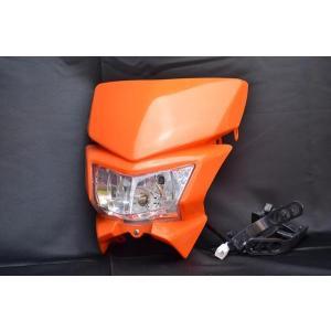 ヘッドライトカウルOR DトラッカーKLX250KSR110XR100|lciparts