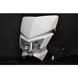 ヘッドライトカウルWKDX250RM-Z40DR-Z400DR250SBSL230KSR50|lciparts