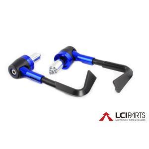汎用レバーガード(Bu) XJR1300 TDM800 V−MAX|lciparts