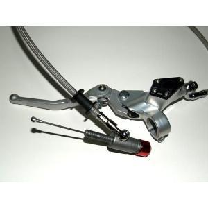 汎用 セミ油圧クラッチケーブル 920mm XRCRMCRFKDXKLXRMXマグラ S|lciparts