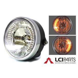 汎用 ヘッドライトLED XJR400 SR400 SR500 SDR200|lciparts