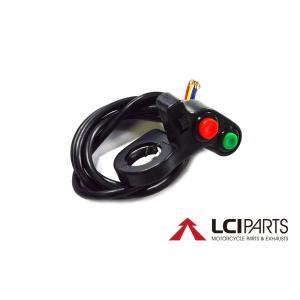 汎用 ハンドル 簡易スイッチ KTM 200デューク DUKE|lciparts