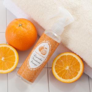 ランジェリーパフューム キヨラカマンダリンオレンジ|ラブコスメ公式|ルームフレグランス 消臭スプレー