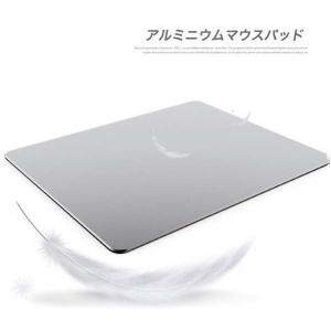商品説明: ◆上質で高級感のあるアルミ合金素材。スタイリッシュなデザインで、デスク周りをおしゃれに演...