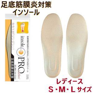 インソールプロ 足底筋膜炎対策 レディース 女性用 足底筋膜炎 インソール 足裏筋膜炎 靴の中敷き 足底筋膜炎対策インソール 外側足底筋膜炎 足の裏の痛み le-cure