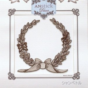 アンスティック・デコール 刺繍 バロック/アールヌーボー/シャンペトル|le-jeudi