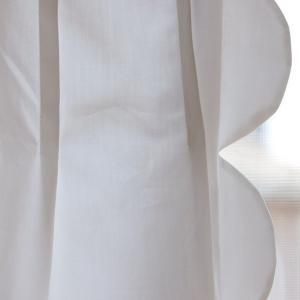 カーテン/洋風 のれん・スカラップ 間仕切り パネルカーテン  長さ170cm |le-jeudi|06
