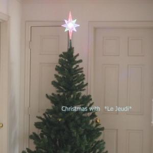 クリスマス ツリートップ LEDライト スター|le-jeudi