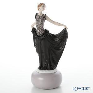 古典的なバレエの美学を再解釈し、透明感のある魅力的な仕上がりの作品。 リヤドロ Lladro スペイ...
