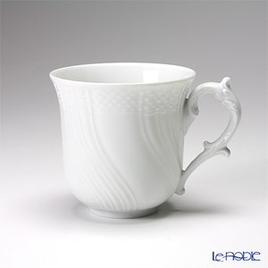 リチャード・ジノリ ベッキオホワイト マグ 350cc 白い器|le-noble