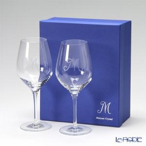 マイセン マイセンクリスタル M 38102 ワイングラス 21.5cm ペア ワイングラス|le-noble