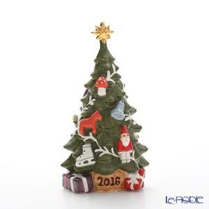 ロイヤルコペンハーゲン アニュアルクリスマスツリー 2016年 1016804