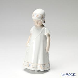 優しい表情やしぐさを繊細に表現したフィギュリンコレクション♪ ロイヤル・コペンハーゲン Royal ...