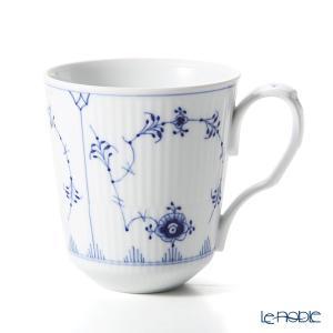 ロイヤルコペンハーゲン ブルー フルーテッド プレイン マグ(L) 380ml 1101103/1017179|le-noble