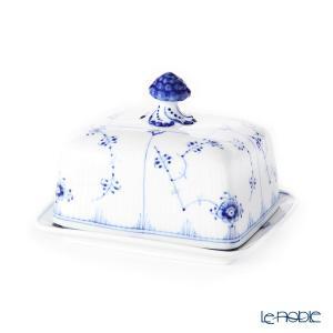 ロイヤルコペンハーゲン ブルー フルーテッド プレイン バターディッシュ 1101204/1026442 皿|le-noble