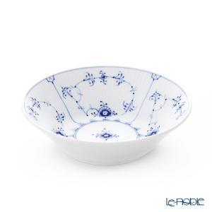 ロイヤルコペンハーゲン ブルー フルーテッド プレイン ディーププレート 17×H5cm 1101600 皿|le-noble