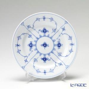 ロイヤルコペンハーゲン ブルー フルーテッド プレイン プレート 17cm 1101617/1017198 皿|le-noble
