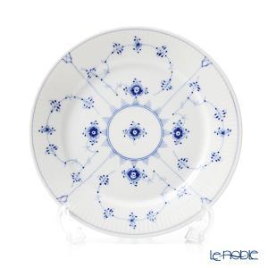 ロイヤルコペンハーゲン ブルー フルーテッド プレイン プレート(フラット) 22cm 1101622/1017200 皿|le-noble