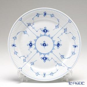 ロイヤルコペンハーゲン ブルー フルーテッド プレイン プレート(フラット) 25cm 1101625/1017201 皿|le-noble