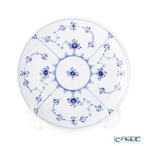 ロイヤルコペンハーゲン ブルー フルーテッド プレイン クーププレート 19cm 1101729 皿|le-noble
