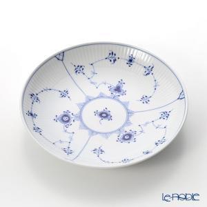 ロイヤルコペンハーゲン ブルー フルーテッド プレイン ディーププレート 20×H3.5cm 1101730 皿|le-noble