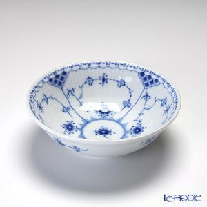 ロイヤルコペンハーゲン ブルー フルーテッド ハーフレース ボウル(S) 5.5×16cm 1102574/1017217|le-noble