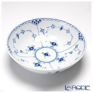 ロイヤルコペンハーゲン ブルー フルーテッド ハーフレース サラダボウル(S) 6×21cm 1102577/1017218|le-noble