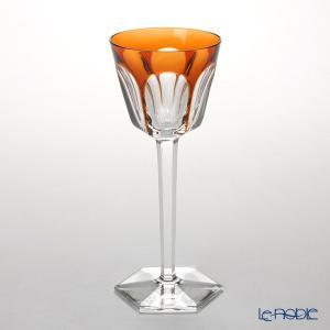 バカラ アルクール 1-201-134 ラインワイン 19cm オレンジ 結婚祝い|le-noble