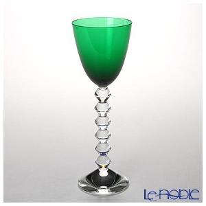バカラ ベガ 2-100-906 ラインワイン 22.8cm グリーン 結婚祝い|le-noble