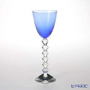 バカラ ベガ 2-100-908 ラインワイン 22.8cm サファイア 名入れ|le-noble