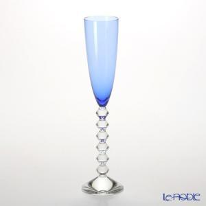 バカラ ベガ 2-101-572(2-811-804) フォルテッシモ サファイア 28.5cm グラス 名入れ|le-noble