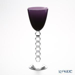 バカラ ベガ 2-101-595 ラインワイン 22.8cm パープル 結婚祝い|le-noble
