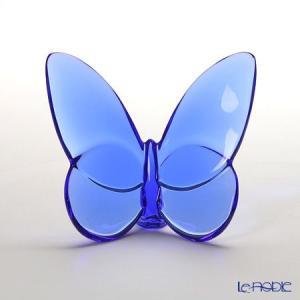 見る角度や光の入り方によって、それぞれ違った表情を見せてくれる蝶のオブジェ バカラ Baccarat...