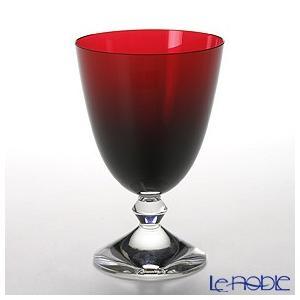 バカラ ベガ 2-103-325 スモールグラス 14cm レッド 名入れ|le-noble