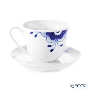 ロイヤルコペンハーゲン ブルー フルーテッド メガ ティーカップ&ソーサー 240cc 2381064/1016877 アフタヌーンティー le-noble 02