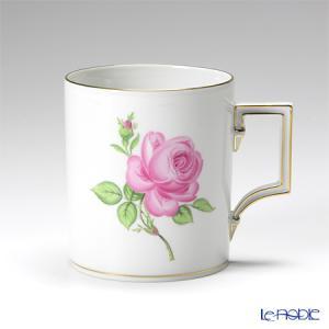 マイセン ピンクのバラ 020110/55810 マグ 240cc|le-noble