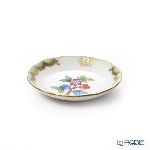ヘレンド(Herend) ヴィクトリア・ブーケ 00335-0-00 スモールディッシュ 8.5cm 皿|le-noble