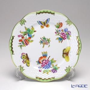 ヘレンド(Herend) ヴィクトリア・ブーケ 00517-0-00 プレート 19cm 皿|le-noble