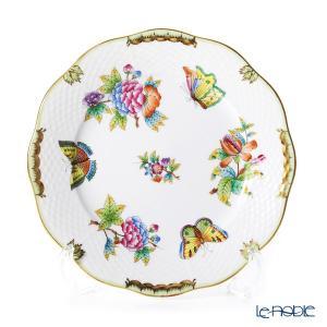 ヘレンド(Herend) ヴィクトリア・ブーケ プレート 21cm 00519-0-00 皿|le-noble
