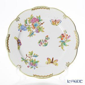 ヘレンド(Herend) ヴィクトリア・ブーケ 00527-0-00 プレート 27cm 皿|le-noble