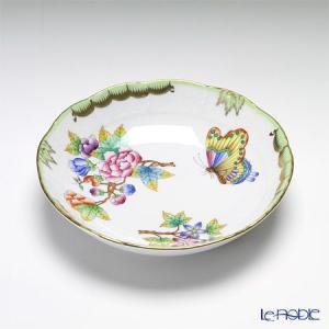 ヘレンド(Herend) ヴィクトリア・ブーケ 00704-1-00 フルーツボウル 13.5cm 皿|le-noble