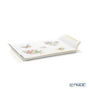ヘレンド(Herend) ヴィクトリア・ブーケ 02459-0-00 トレイ 20cm 皿|le-noble