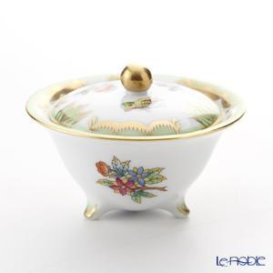 ヘレンド(Herend) ヴィクトリア・ブーケ 06193-0-15 ボックス(蓋付) 5cm|le-noble