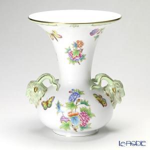 ヘレンド(Herend) ヴィクトリア・ブーケ 06657-0-41 ベース 26cm|le-noble