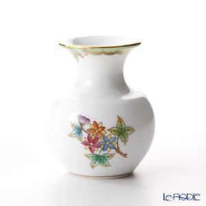ヘレンド(Herend) ヴィクトリア・ブーケ 07193-0-00 ミニチュアベース 6.4cm|le-noble