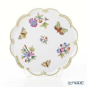 ヘレンド(Herend) ヴィクトリア・ブーケ 07616-0-00 トレイ 皿|le-noble