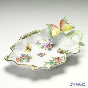 ヘレンド(Herend) ヴィクトリア・ブーケ 07757-0-17 ディッシュ(バタフライ) 27cm 皿|le-noble