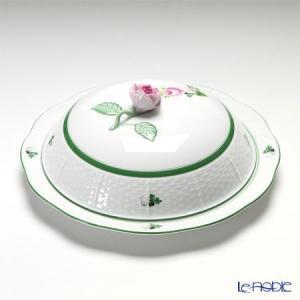 ヘレンド(Herend) ウィーンのバラ 00075-0-09 ディッシュ(ローズ) 皿|le-noble